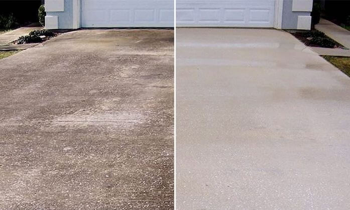 vancouver driveway cleaning