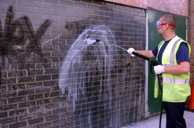 graffiti removal in vancouver